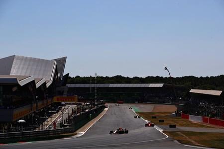 Silverstone Ecclestone