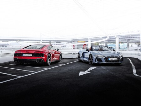Audi R8 V10 Performance Rwd 2021 021