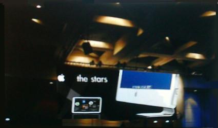 Cartel (posiblemente falso) del iPod vídeo que podría presentarse mañana