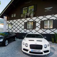 """Bentley estrena una lujosa """"casita"""" en los Alpes para sus clientes"""