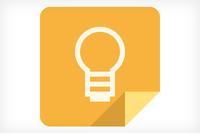 Google Keep, el próximo servicio de Google para tomar notas.