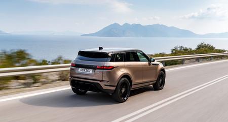 Probamos el Range Rover Evoque 2019: el SUV de moda ahora es mild-hybrid y un mejor todoterreno