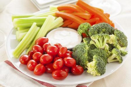 Una salsa saludable puede ayudarte a comer más verduras