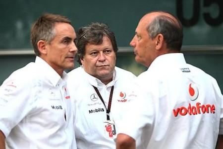 Ron Dennis podría volver a la Formula 1