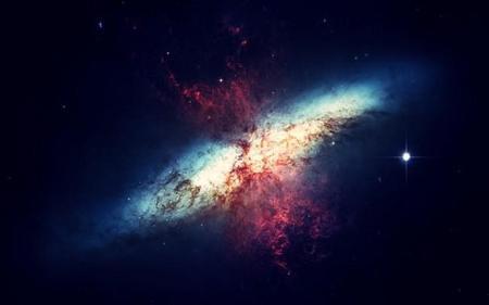 Nuestro Universo podría haber surgido de un agujero negro en un universo de cuatro dimensiones