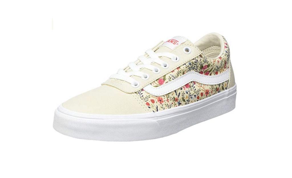Vans Ward Canvas, Sneaker Mujer
