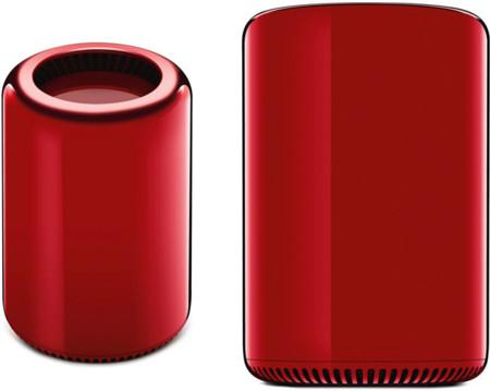 Apple tiene un nuevo Mac Pro (RED) muy exclusivo