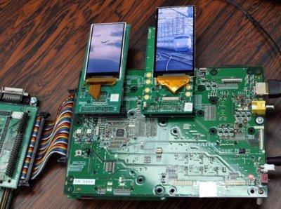 Sharp revoluciona el panorama de las pantallas duales con un nuevo microchip