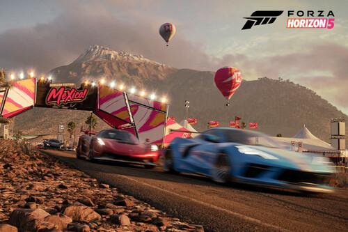 Forza Horizon 5 Let's Go! Muestra algunos biomas, jugabilidad y nuevas imágenes del juego