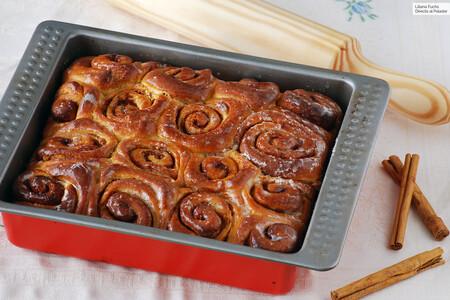 Rollos de canela: la receta más rápida de los cinnamon rolls