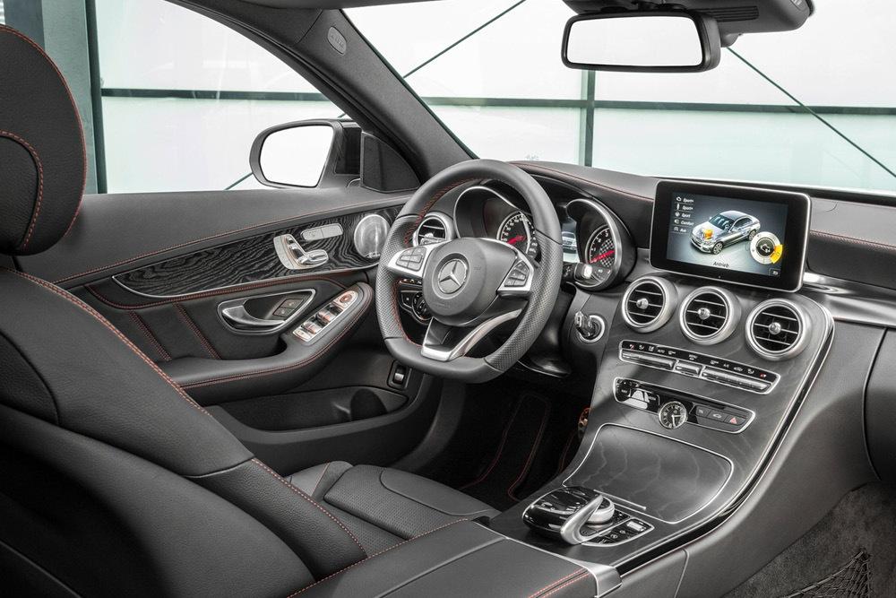 Foto de Mercedes-Benz C450 AMG 4Matic (15/24)