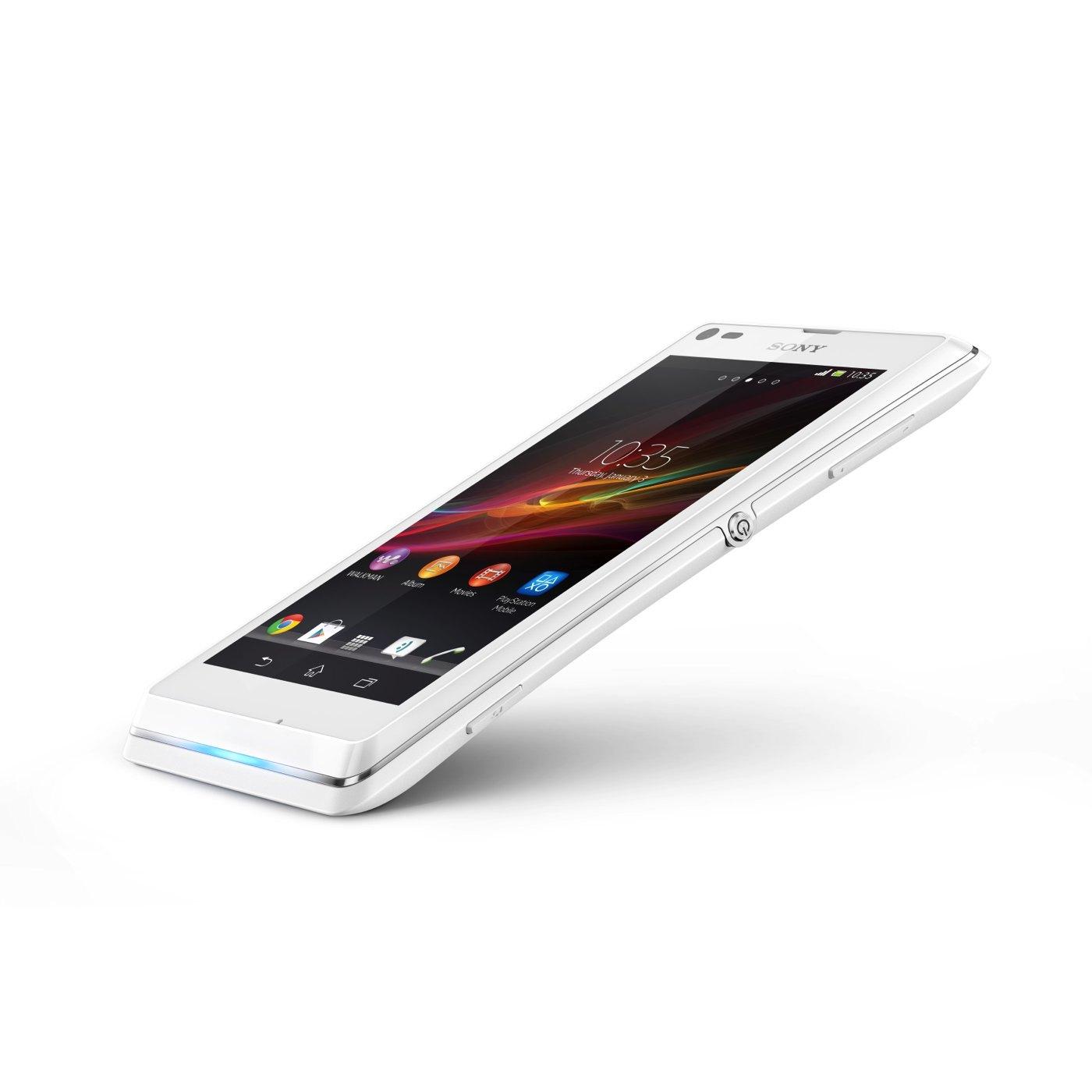 Sony Xperia L, imágenes oficiales