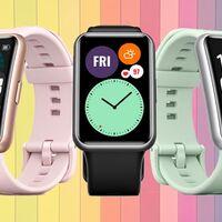 Ponte en forma con el Huawei Watch Fit a precio mínimo en Amazon: compra este estilizado smartwatch por 79 euros con envío gratis