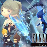 Final Fantasy XV pone fecha a su Pocket Edition y su editor de mods en PC y a otros futuros DLC
