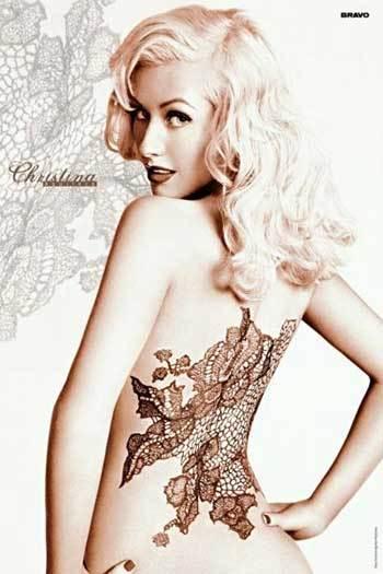 El anuncio de Christina Aguilera para su nueva fragancia