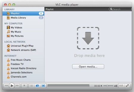 VLC 2 llega esta semana a OS X Lion: así es su nueva interfaz [Actualizado: enlaces a la versión RC]