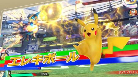 Pokkén Tournament muestra un pequeño tutorial en vídeo con Pikachu y Lucario