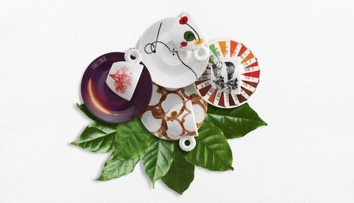 Nueva colección de tazas illy, un bonito recuerdo de la Expo de Milano 2015