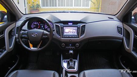 Probamos El Hyundai Creta Minimalista Y Muy Efectivo Para