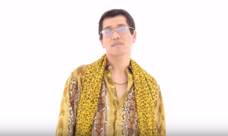 El famoso video viral 'Pen Pineapple Apple Pen' obtuvo un récord Guinness