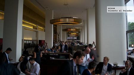 Restaurante Skylon - interior