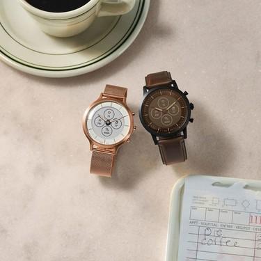 FOSSIL convierte la tecnología en elegancia con su nueva línea de relojes híbridos