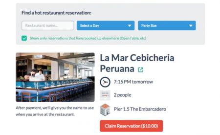 ReservationHop, llega la polémica con la reventa de reservas de restaurantes