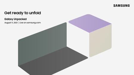 Confirmado: el próximo Samsung Unpacked para dar a conocer sus nuevos dispositivos plegables será en agosto