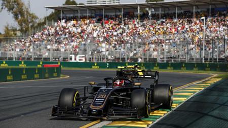 Magnussen Australia F1 2019