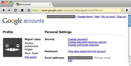 Los perfiles de Google son ahora OpenID