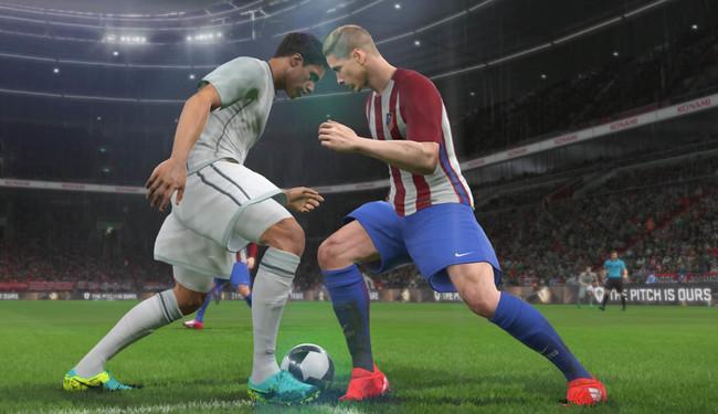 PES: el reto de ser el Atlético de Madrid de los videojuegos de fútbol