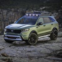 KIA Sorento X-Line Yosemite y Zion Edition, el SUV demuestra que los terrenos difíciles también son lo suyo