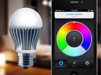 LIFX, la bombilla LED inteligente que se controla a través de iOS y Android
