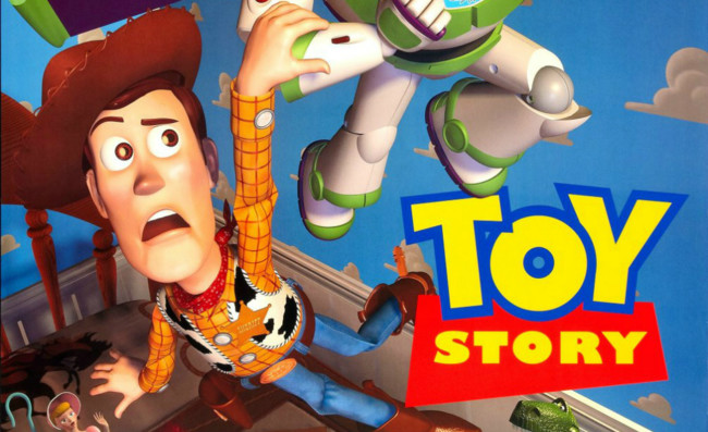 Animación   'Toy Story', de John Lasseter