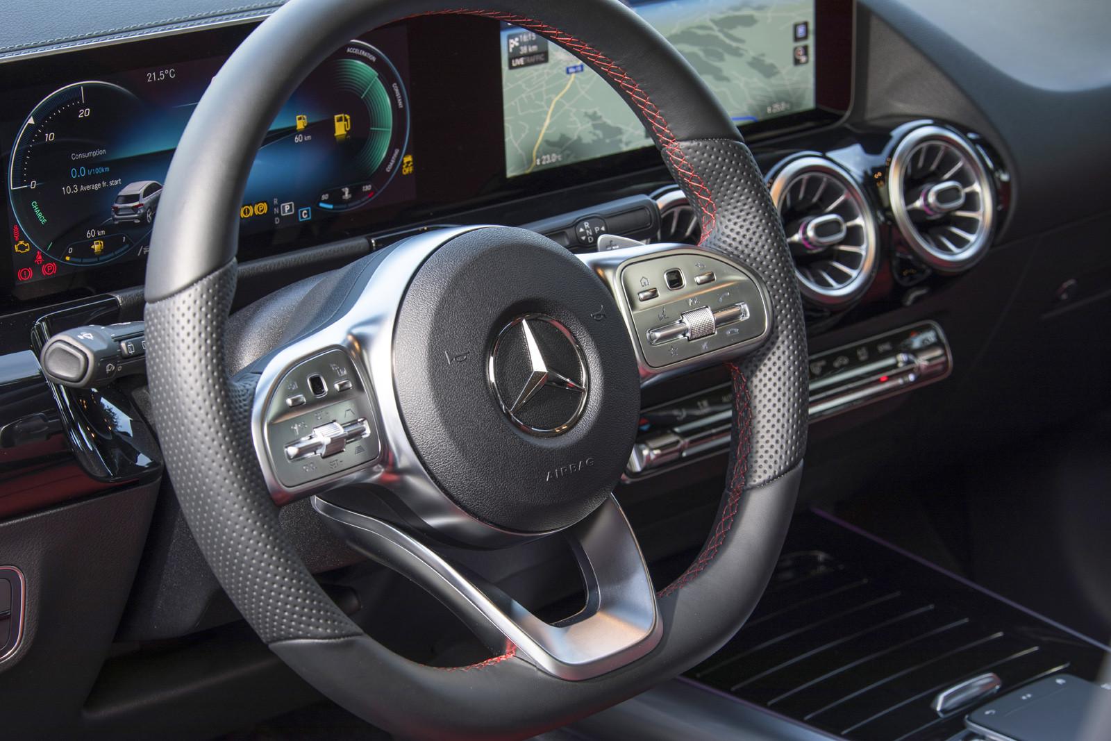 Foto de Mercedes-Benz Clase B 2019 (144/157)