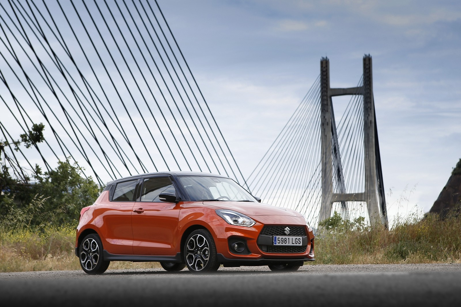 Foto de Suzuki Swift Sport 2020 (71/74)