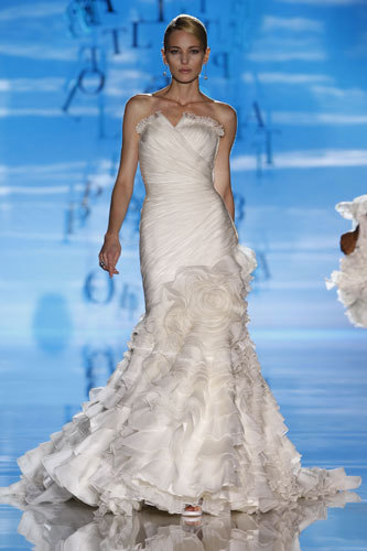 Pepe Botella en la Barcelona Bridal Week 2010