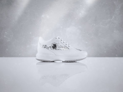 Las sneakers son también para el verano