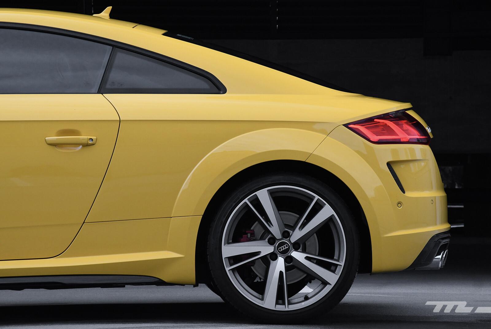 Foto de Audi TTS (prueba) (13/29)