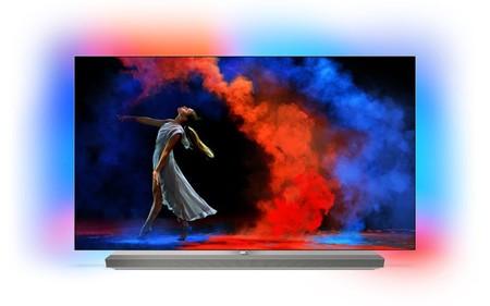 El Philips 65POS9603 es el nuevo televisor de Philips que lleva las 65 pulgadas con UHD a la serie 9000