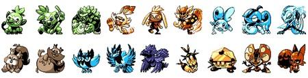 Estas son las fantásticas ilustraciones que reimaginan a los Pokémon de Espada y Escudo con gráficos de Game Boy