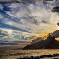 Atardecer Río de Janeiro