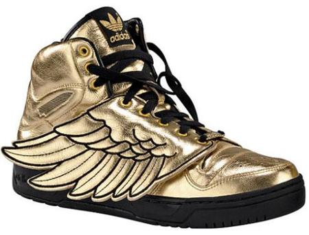 Zapatillas Adidas JS Wings por Jeremy Scott