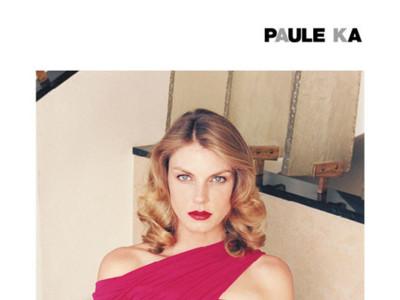 Paule Ka campaña Otoño-Invierno 2013/2014: I'm a mystery... or am I?