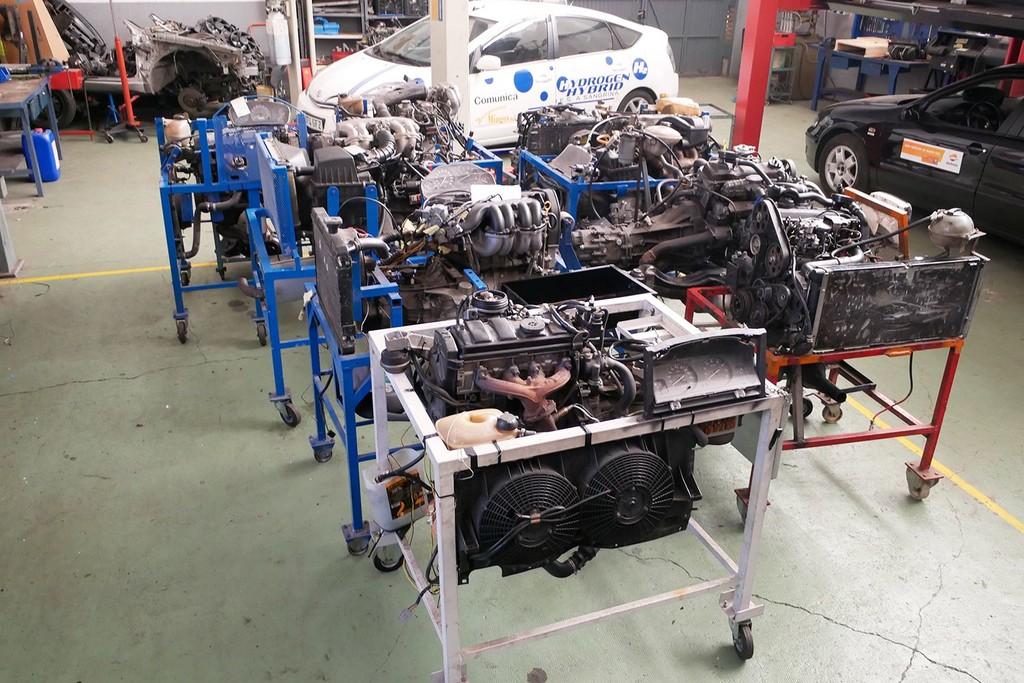 Como Ha Variado La Formacion Profesional De Los Mecanicos 4