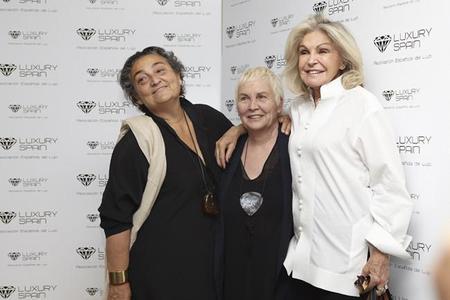 Los miembros de Luxury Spain se dan cita en el espacio de Elena Benarroch el tiempo de un brunch
