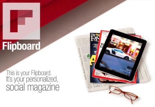 Flipboard,otraformadeleeractualidad
