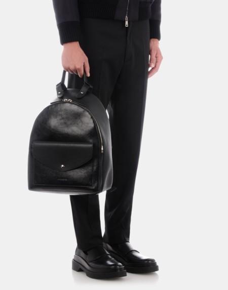La mochila para hombre de Jil Sander: menos es más lujo