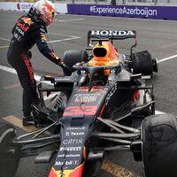 Pirelli y Red Bull, a la gresca por el reventón de Max Verstappen en Bakú que cambió el mundial de Fórmula 1