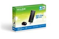 TP-LINK Archer T4U, adaptador WiFi AC para tu ordenador de sobremesa